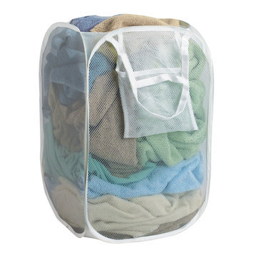 Essential Home Deluxe Pop Open Hamper