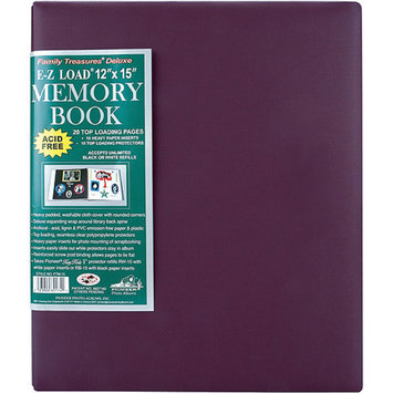 Pioneer Photo Albums Deluxe Fabric Post-Bound Album - 12x15
