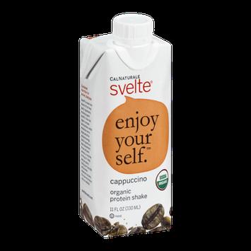 CalNaturale Svelte Organic Protein Shake Cappuccino