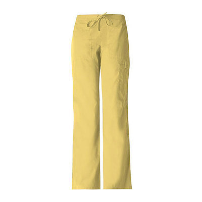 S.B Simply Basic LEMONADE  Straight Leg Scrub Pant