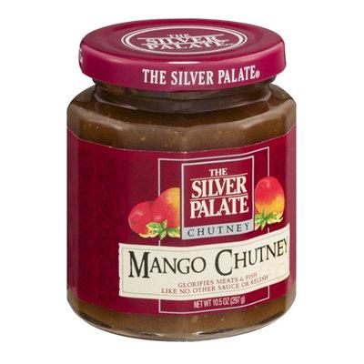The Silver Plate Chutney Mango