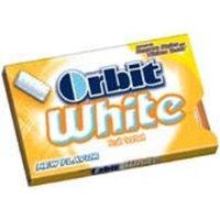 Orbit White Chewing Gum Fruit Sorbet Sugar Free