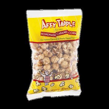 Affy Tapple Caramel Corn Homemade