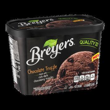 Breyers Ice Cream Chocolate Truffle
