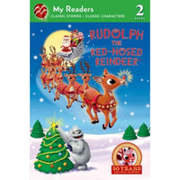 Rudolph the Red-Nosed Reindeer (My Reader, Level 2) by Kristen L.