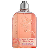L'Occitane Cherry Blossom Bath & Shower Gel 8.4 oz