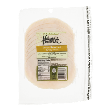 Nature's Prmoise Naturals Oven Roasted Turkey Breast