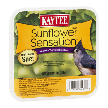 Kaytee Sunflower Sensation Suet