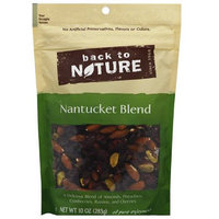 Back to Nature Nantucket Blend Trail Mix, 10 oz, (Pack of 9)