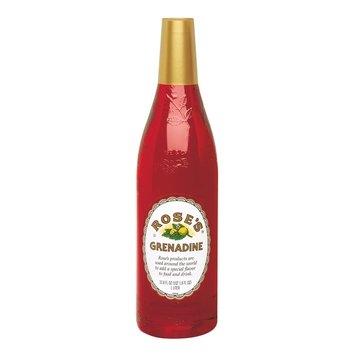Rose's Grenadine Bottles