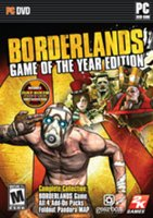 GearBox Software Borderlands Game of the Year Edition