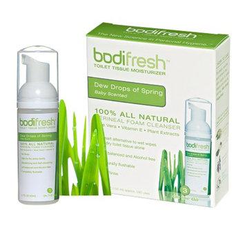 Bodifresh Toilet Tissue Moisturizer, Baby Scent, 3 ea