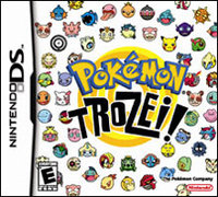 Nintendo Pokemon Trozei