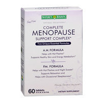 Nature's Bounty Complete Menopause Support Complex Dietary Supplement Tablets