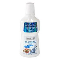 EVERGREEN CONSUMER BRANDS Lavoris whitening rinse whitens and brightens teeth - 1 Ltr