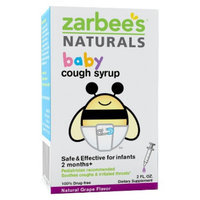 Zarbee's Naturals Baby Grape Cough Syrup - 2.0 oz