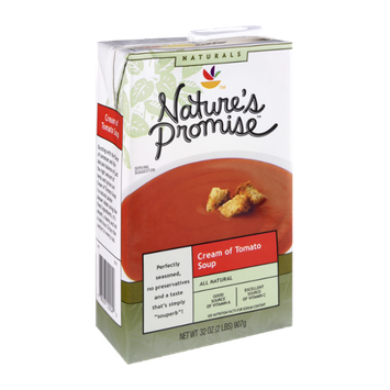 Nature's Promise Naturals Cream of Tomato Soup