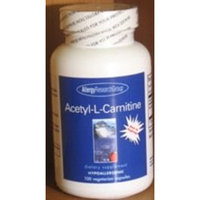 Allergy Research Group ACETYL L-CARNITINE, 500 MG, CAPS 100