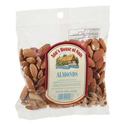 Ann's House of Nuts Almonds