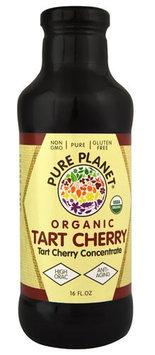Organic Tart Cherry Pure Planet Products 16 fl oz Liquid