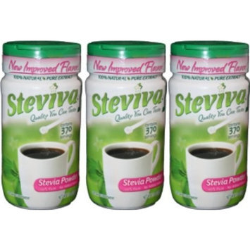 Steviva Brands Sugar Substt Pwdr 1.3 OZ (Pack of 3)