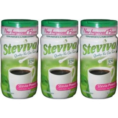 Steviva Brands Sugar Substt Pwdr 1.3 OZ (Pack of 3)