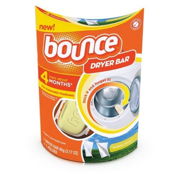 Bounce Dryer Bar- Outdoor Fresh 4-month, 2-count Box