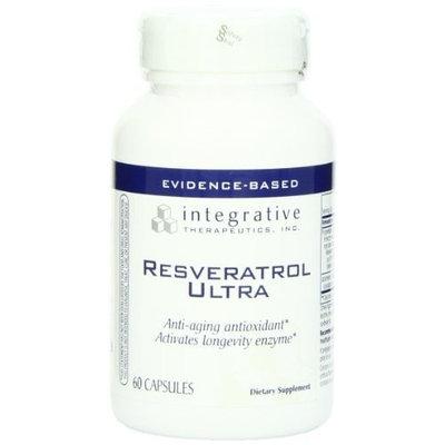 Integrative Therapeutic's Integrative Therapeutics Resveratrol Ultra, 60-Count