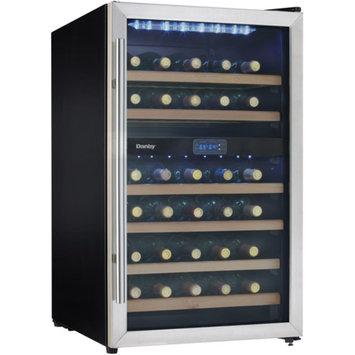 Danby 38-Bottle Dual-Zone Wine Cooler