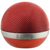 iHome Portable Rechargeable Bluetooth Speaker