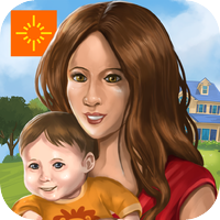 Last Day of Work Virtual Families 2: Our Dream House
