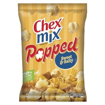 Chex Mix Popped Sweet & Salty 60% Less Fat 9 oz