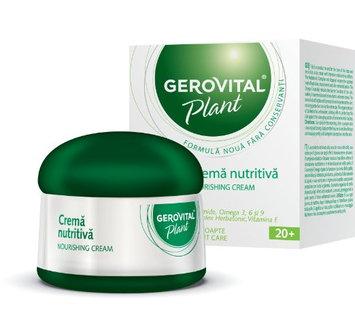 Gerovital Plant Nourishing Cream - Night Care