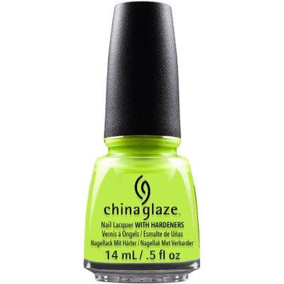 China Glaze Ink Nail Polish, Celtic Sun