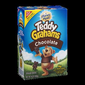 Nabisco Teddy Grahams Honey Maid Graham Snacks Chocolate