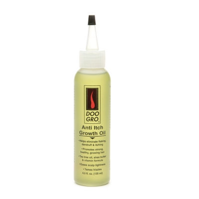 Doo Gro Anti-Itch Growth Oil
