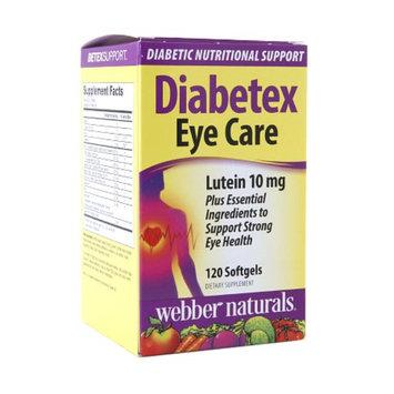 Diabetex Eye Care Lutein 10mg, Softgels, 120 ea
