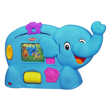 Hasbro Play 'N Learn ABC Adventure Elefun