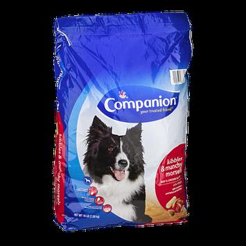 Ahold Companion Dog Food Kibbles & Munchy Morsels