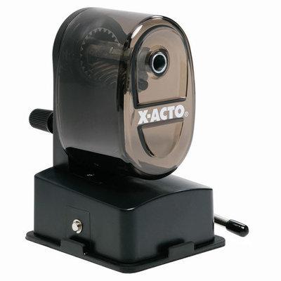 Elmer's X-ACTO Bulldog Vacuum Pencil Sharpener