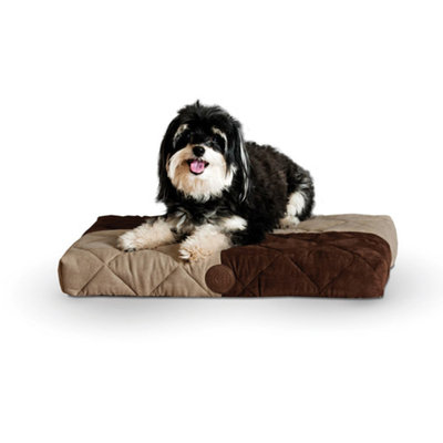 K & H Pet Products K & H Quilted Memory Dream Bed