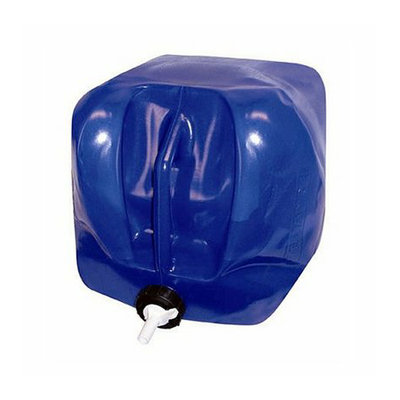 Reliance Fold-a-Carrier Water Container - Blue