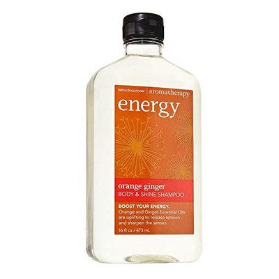 Bath & Body Works® Aromatherapy Energy Blend Orange Ginger Body & Shine Shampoo