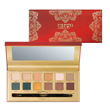 CARGO COSMETICS Limited Edition Namastay in India Eye Shadow Palette
