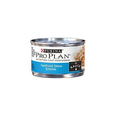 PRO PLAN® NUTRITION THAT PERFORM® Seafood Stew Entree In Sauce
