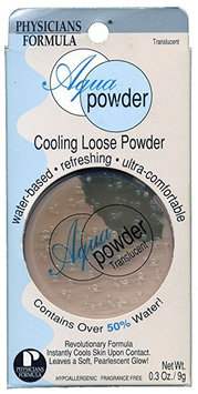 Physicians Formula Aqua Powder Cooling Loose Powder