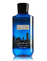 Bath & Body Works® Signature Collection MIDNIGHT FOR MEN Hair + Body Wash