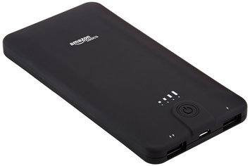 AmazonBasics Portable Power Bank - 10,000 mAh