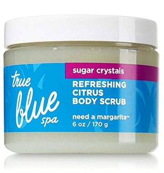 Bath & Body Works True Blue Spa Need a Margarita Refreshing Citrus Body Scrub