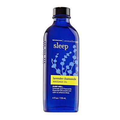 Bath & Body Works® Aromatherapy Sleep Lavender Chamomile Massage Oil